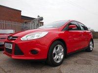 2011 FORD FOCUS 1.6 EDGE 5d 104 BHP £4295.00