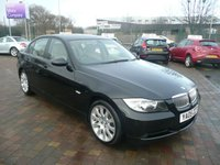 2005 BMW 3 SERIES 2.0 320D SE 4d 161 BHP £SOLD