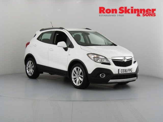 View our 2016 16 VAUXHALL MOKKA 1.4 EXCLUSIV S/S 5d 138 BHP