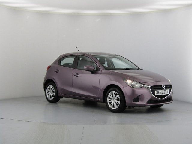 View our 2015 65 MAZDA 2 1.5 SE 5d 74 BHP
