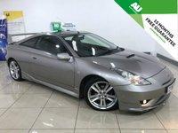 2006 TOYOTA CELICA VVTL-I GT £3495.00