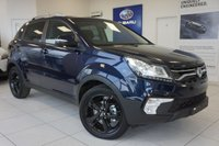 USED 2019 SSANGYONG KORANDO 2.2 LE Auto  BRAND NEW UNREGISTERED