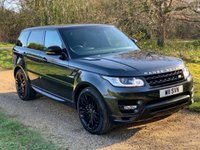 2015 LAND ROVER RANGE ROVER SPORT 3.0 SDV6 AUTOBIOGRAPHY DYNAMIC 5d AUTO 306 BHP £45790.00