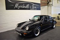 USED 1985 A PORSCHE 911 3.2 CARRERA SPORT 2d 231 BHP ENGINE / GEARBOX REBUILD - GLASS OUT RESPRAY - STUNNING EXAMPLE - FACTORY CARRERA SPORT