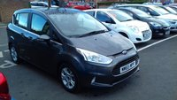 USED 2015 65 FORD B-MAX 1.4 ZETEC 5d 89 BHP ONLY 8466 MILES FROM NEW, CHEAP TO RUN , LOW CO2 EMISSIONS(139G/KM), HEATED FRONT SCREEN, LOW ROAD TAX AND GOOD FUEL ECONOMY!..GOOD SPECIFICATION INCLUDING ALLOY WHEELS,AIR CONDITIONING AND PARKING SENSORS. ONLY 8466 MILES FROM NEW AND FULL HISTORY!