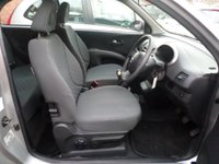 USED 2005 54 NISSAN MICRA 1.2 S 3d 80 BHP