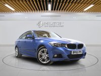 USED 2016 65 BMW 3 SERIES 3.0 335D XDRIVE M SPORT GRAN TURISMO 5d AUTO 309 BHP - EURO 6 - Well-Maintained by Only 1 Previous Owner With Full Service History - 0% DEPOSIT FINANCE AVAILABLE