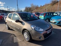 USED 2010 59 RENAULT CLIO 1.1 EXTREME 3d 74 BHP FREE 12 MONTH AA ROADSIDE RECOVERY INCLUDED