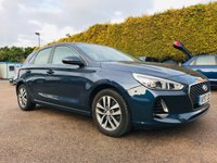 USED 2017 17 HYUNDAI I30 1.4 T-GDI SE NAV 5d WITH REMAINING HYUNDAI WARRANTY UNTIL 2022 NO DEPOSIT  PCP/HP FINANCE ARRANGED