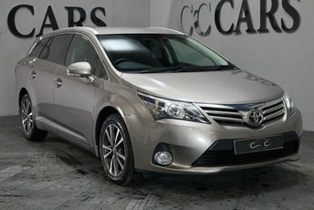 2015 TOYOTA AVENSIS 2.0 D-4D ICON BUSINESS EDITION 5d 124 BHP £6195.00