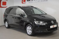 USED 2013 63 VOLKSWAGEN SHARAN 2.0 SE TDI 5d 142 BHP VW HISTORY + AMAZING VALUE + PRIVACY GLASS + PART EX WELCOME