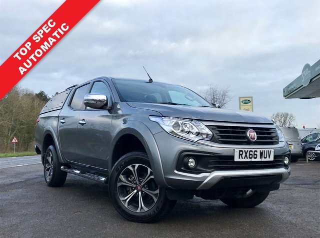 View our FIAT FULLBACK