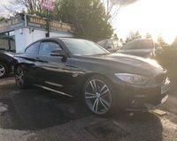 2016 BMW 4 SERIES 2.0 420D M SPORT 2d AUTO 188 BHP £18999.00