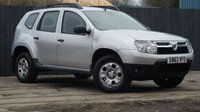 USED 2014 63 DACIA DUSTER 1.5 AMBIANCE DCI 5d 107 BHP