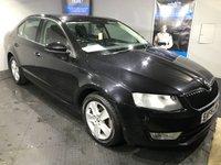 USED 2015 65 SKODA OCTAVIA 2.0 SE TDI DSG 5d AUTO 148 BHP Only £30 a year road tax  : Bluetooth  :  DAB Radio  :  Cloth upholstery  :  Rear parking sensors  :  Full service history