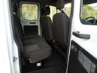 USED 2015 15 FORD TRANSIT T350 2.2TDCI 124 BHP DOUBLE CAB LWB TIPPER +1 OWNER+ONLY 25K+