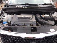USED 2014 14 KIA SPORTAGE 2.0 CRDI KX-3 5d AUTO 134 BHP AUTOMATIC AUTO 4 WHEEL DRIVE 4X4
