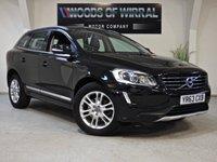 2013 VOLVO XC60 2.4 D4 SE LUX NAV AWD 5d AUTO 161 BHP £13980.00