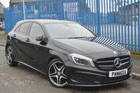 2013 MERCEDES-BENZ A CLASS 1.8 A200 CDI BLUEEFFICIENCY AMG SPORT 5d AUTO 136 BHP £10995.00