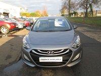 2013 HYUNDAI I30 1.6 ACTIVE 5d AUTO 118 BHP £7995.00