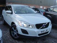 2011 VOLVO XC60 2.4 D5 SE LUX AWD 5d 212 BHP