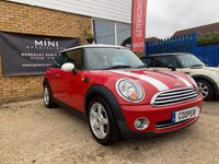 USED 2009 09 MINI HATCH COOPER 1.6 COOPER 3d 118 BHP HATCHBACK