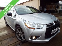 2014 CITROEN DS4 1.6 E-HDI AIRDREAM DSTYLE 5d 115 BHP £5495.00