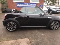 USED 2009 09 MINI CONVERTIBLE 1.6 COOPER 2d 120 BHP COOPER CABRIOLET CONVERTIBLE, FULL HISTORY