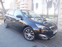 USED 2015 65 PEUGEOT 308 1.6 BLUE HDI S/S ALLURE 5d 120 BHP *FINANCE ARRANGED*PART EXCHANGE WELCOME*£0TAX*SAT NAV*BLUETOOTH*1OWNER*