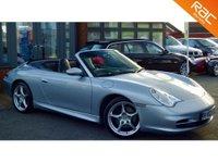 USED 2002 02 PORSCHE 911 3.6 CARRERA 2 TIPTRONIC S 2d AUTO 316 BHP