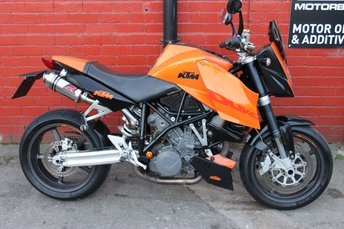 View our KTM 990 SUPERDUKE