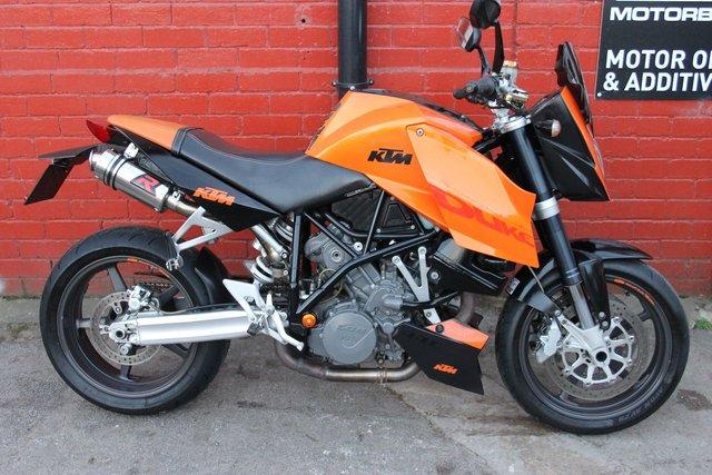 2007 57 KTM 990 SUPERDUKE