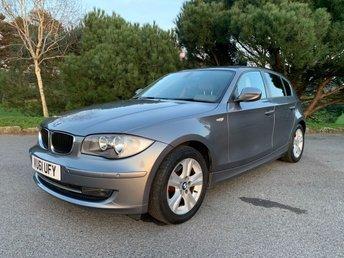 2011 BMW 1 SERIES 2.0 118D SE 5d AUTO 141 BHP £6795.00