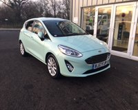 USED 2017 67 FORD FIESTA 1.0  B AND O PLAY TITANIUM ECOBOOST (100ps) NEW MODEL  THIS VEHICLE IS AT SITE 1 - TO VIEW CALL US ON 01903 892224
