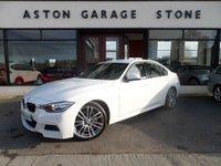 2012 BMW 3 SERIES 3.0 335I M SPORT 4d AUTO 302 BHP **1 OWNER * CAMERA ** £16990.00