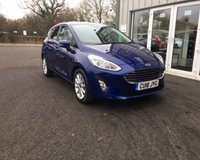 USED 2018 18 FORD FIESTA 1.0 TITANIUM ECOBOOST (100PS) NEW MODEL THIS VEHICLE IS AT SITE 1 - TO VIEW CALL US ON 01903 892224