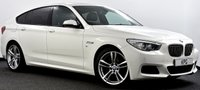USED 2016 16 BMW 5 SERIES GRAN TURISMO 2.0 520d M Sport GT 5dr Auto Pan Roof, Pro Media, Rear Cam