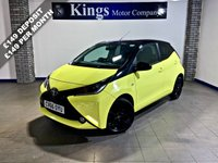 """USED 2016 66 TOYOTA AYGO 1.0 VVT-I X-CITE 3 5dr £0 Tax, Balance of 5 yr Warranty, SAVE £££££""""S ON New Price !!!"""