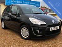 2010 CITROEN C3 1.6 HDI AIRDREAM PLUS 5d 90 BHP £4995.00