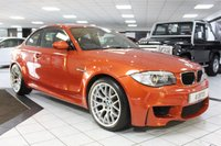USED 2012 61 BMW 1 SERIES 3.0 M COUPE 340 BHP 1 OWNER FBMWSH SIMPLY THE BEST