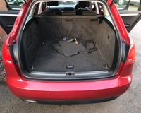 USED 2007 07 AUDI A4 2.0 TDI SE TDV 5d AUTO 140 BHP AUTOMATIC AUTO DIESEL ESTATE, 10 STAMPS