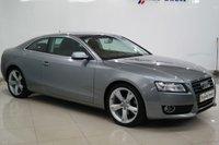 2010 AUDI A5 2.0 TDI QUATTRO SPORT 2d 168 BHP £7350.00