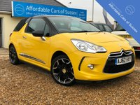 2012 CITROEN DS3 1.6 DSTYLE PLUS 3d 120 BHP £6000.00