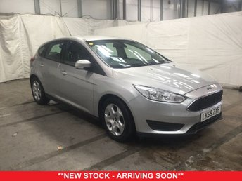 2015 FORD FOCUS 1.5 STYLE TDCI 5d 118 BHP £7799.00