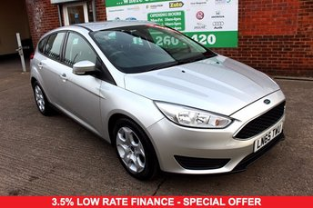 2015 FORD FOCUS 1.5 STYLE TDCI 5d 118 BHP £6799.00