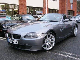 2008 BMW Z4 2.0 Z4 I SPORT ROADSTER 2d 150 BHP £4995.00
