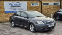 USED 2005 55 TOYOTA AVENSIS 2.2 T4 D-4D 5d 148 BHP