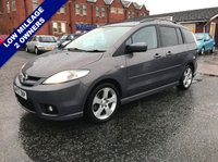 USED 2007 07 MAZDA MAZDA 5 2.0 D Furano II 5dr 7 Seats 60686 Miles From New