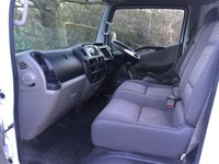 USED 2012 12 NISSAN CABSTAR 34.12 2.5 121 BHP SWB DROPSIDE 1 OWNER SSH 3 SEAT