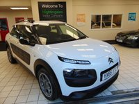 USED 2015 65 CITROEN C4 CACTUS 1.6 BLUEHDI FEEL 5d 98 BHP ZERO ROAD TAX + BLUETOOTH + CRUISE CONTROL + CLIMATE CONTROL + ALLOYS +  ELECTRIC WINDOWS + DAB RADIO + REMOTE CENTRAL LOCKING